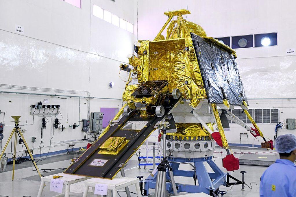Стало известно, почему индийский лунный модуль неудачно приземлился.Вокруг Света. Украина