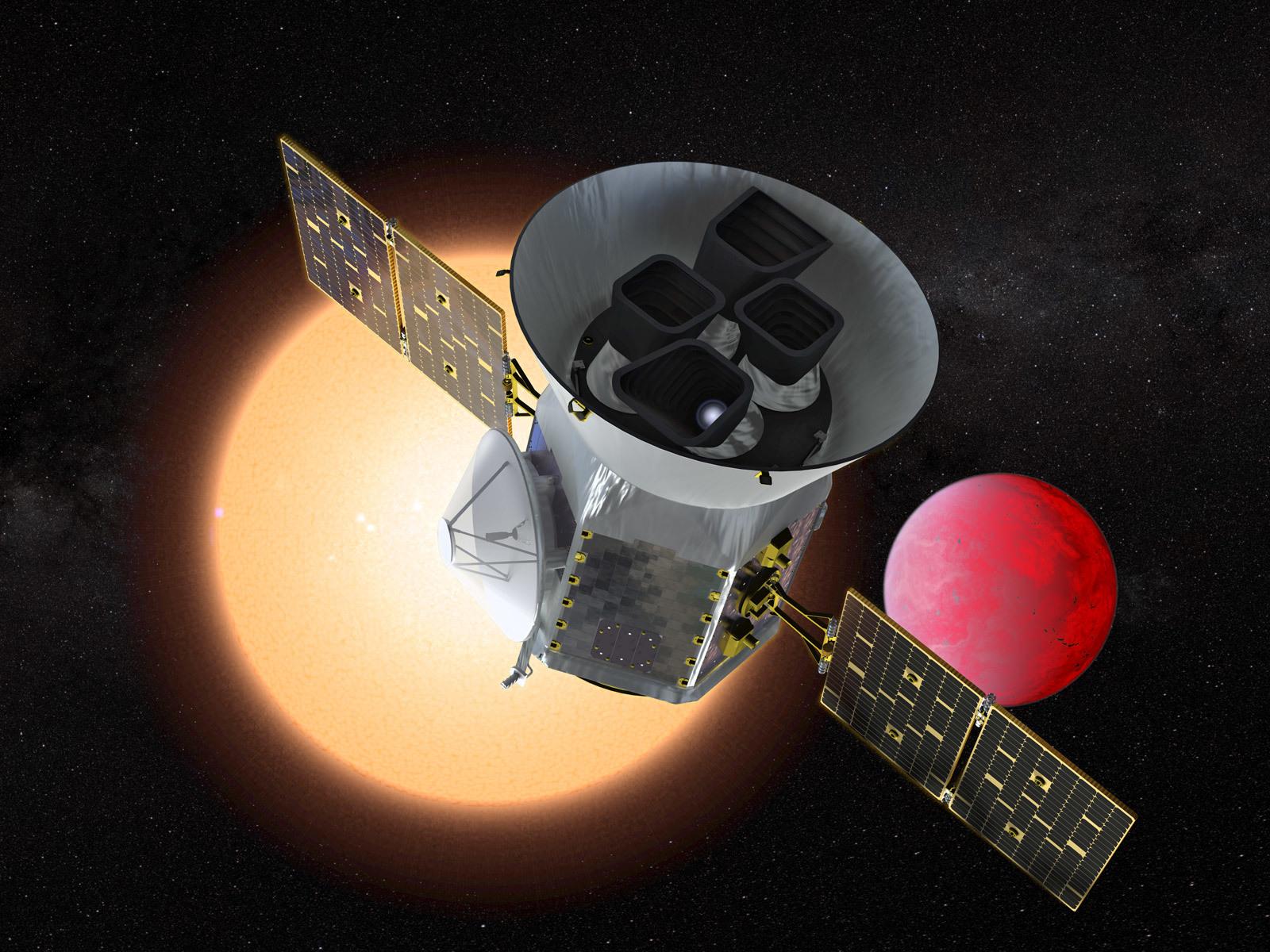 Найдена экзопланета, нарушающая законы астрофизики