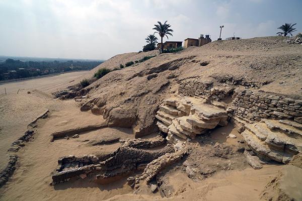 В Египте раскопали гробницу периода римского правления