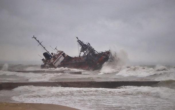 Кораблекрушение в Одессе: загрязнение воды возросло в 90 раз.Вокруг Света. Украина