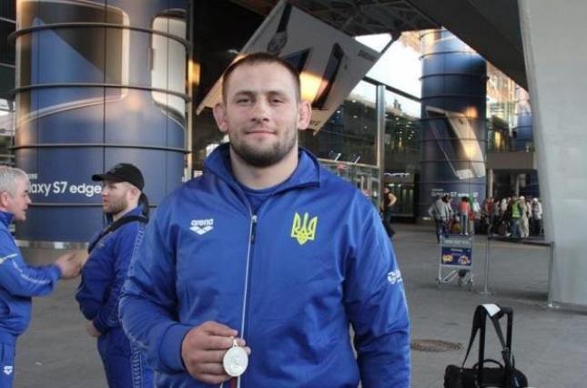 Украинский борец неожиданно получил медаль Европейских игр-2019