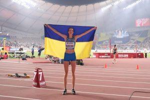 Украинка стала лучшей молодой легкоатлеткой мира