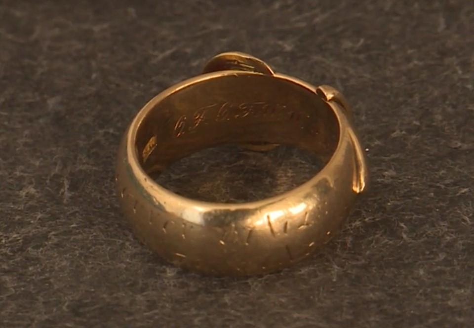 Арт-детектив отыскал похищенное кольцо Оскара Уайльда