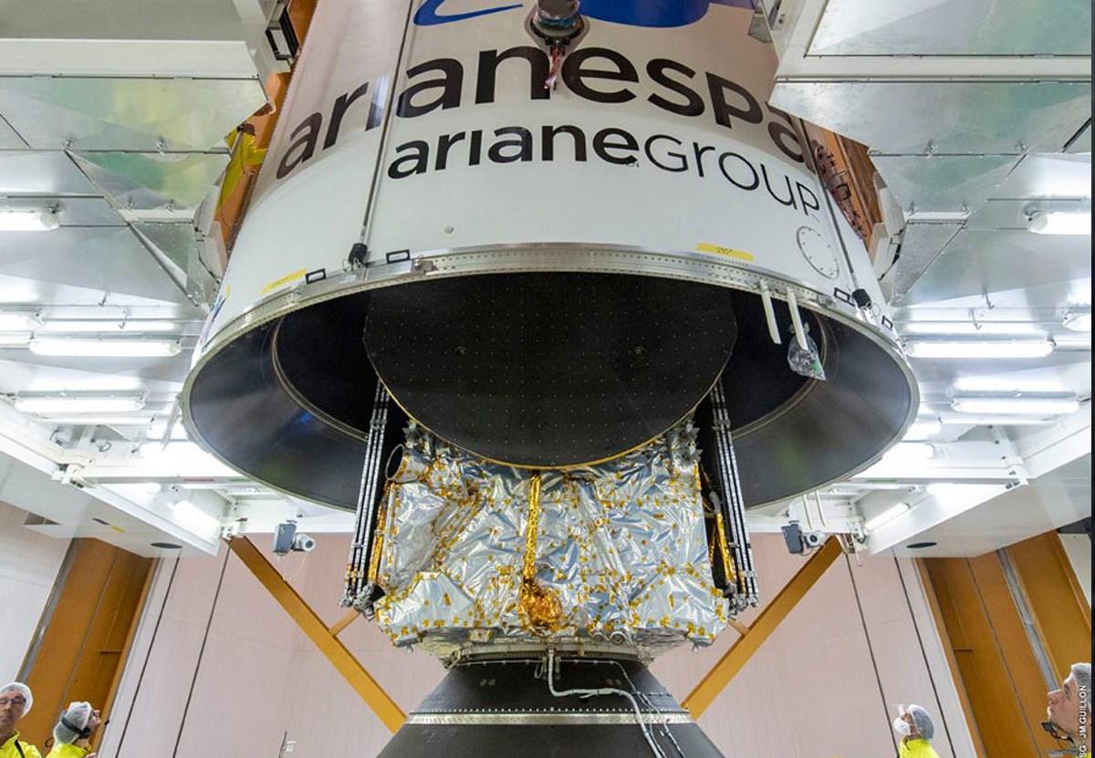 Египет отправит на орбиту свой первый спутник связи