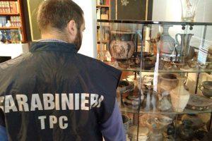 В Италии накрыли бригаду черных археологов