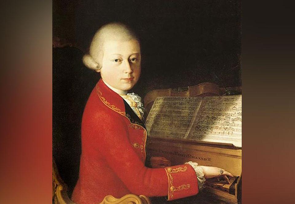 Редкий портрет юного Моцарта уйдет с молотка в Париже.Вокруг Света. Украина