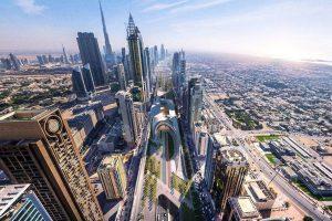 Отрезок супермагистрали Дубая станет пешеходным оазисом
