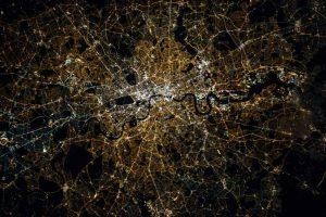 Астронавт НАСА запечатлела вид ночного Лондона с МКС