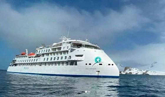В Норвегии построили корабль, на котором не укачивает