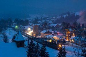 Куда поедут украинцы на новогодние праздники