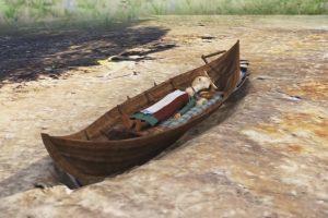 Археологи нашли «матрешку» из погребальных лодок