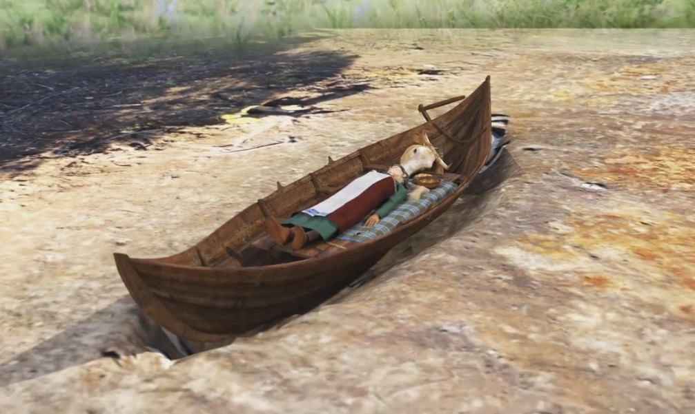 Археологи нашли «матрешку» из погребальных лодок.Вокруг Света. Украина