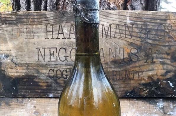 В Балтийском море нашли партию старинного алкоголя