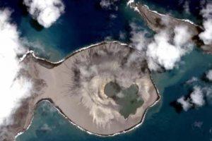 В Тихом океане появился новый островок