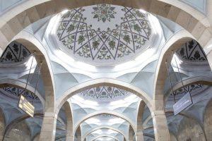 Один их самых красивых метрополитенов мира находится в Узбекистане
