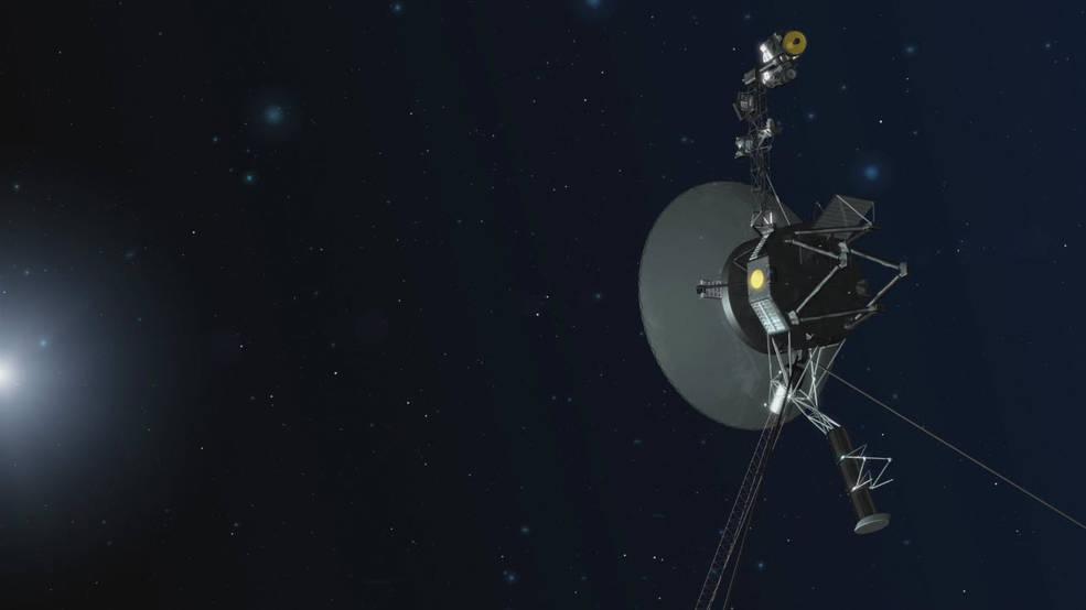 Зонд NASA определил границу между Солнечной системой и межзвездным пространством