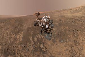 На Марсе зафиксировали необъяснимые колебания уровня кислорода