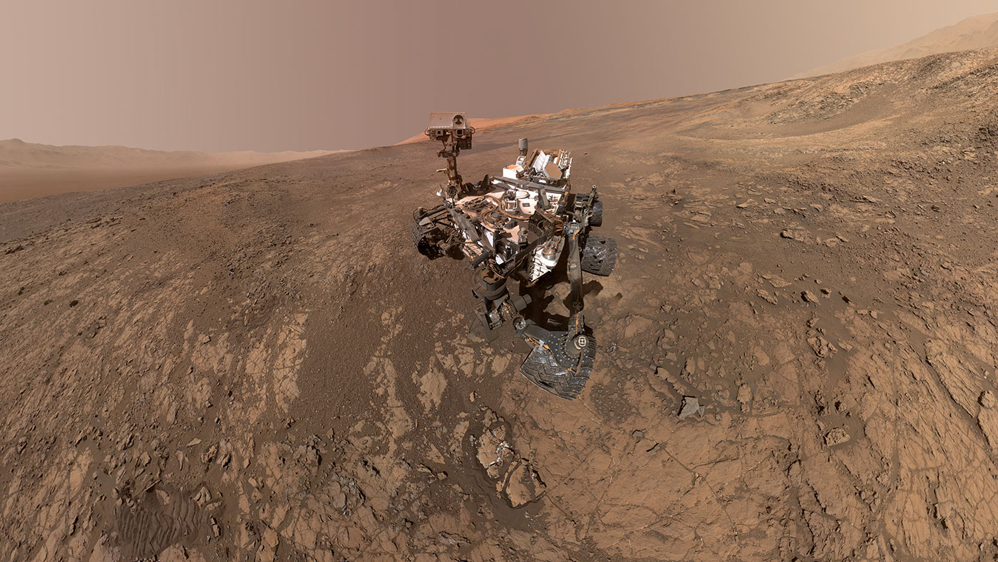 На Марсе зафиксировали необъяснимые колебания уровня кислорода.Вокруг Света. Украина