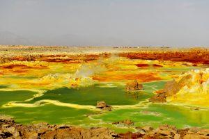 Ученые обнаружили на Земле место, где нет никакой жизни