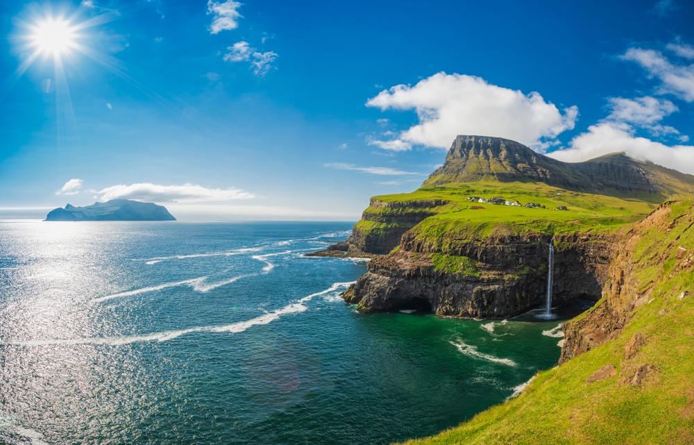 Фарерские острова ждут волонтуристов на субботник