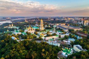 Определен самый зеленый район Киева