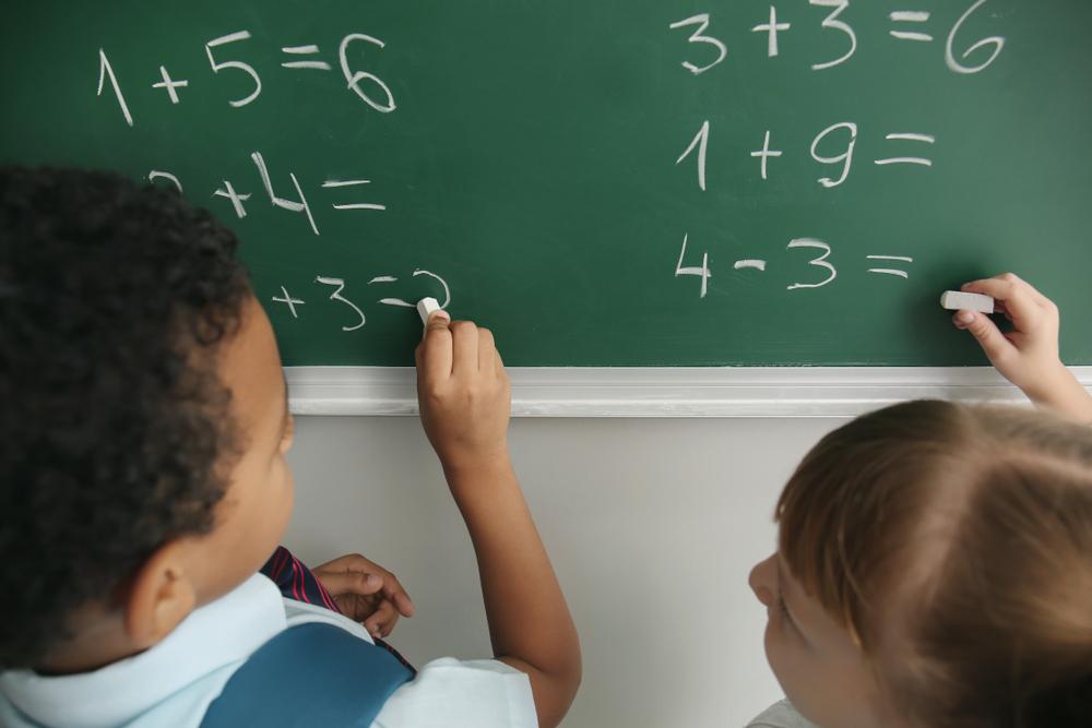 У мальчиков и девочек одинаковые способности к математике.Вокруг Света. Украина
