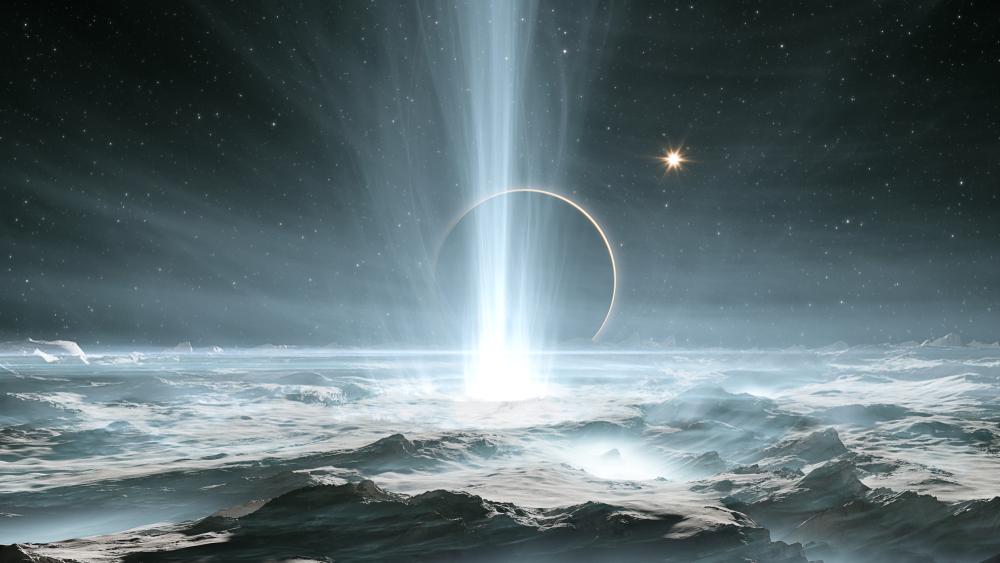 На спутнике Юпитера есть вода — NASA