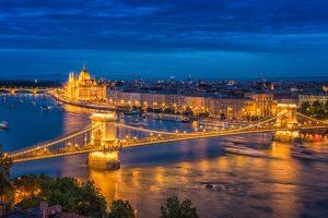 Мосты Будапешта: 10 столпов столицы Венгрии
