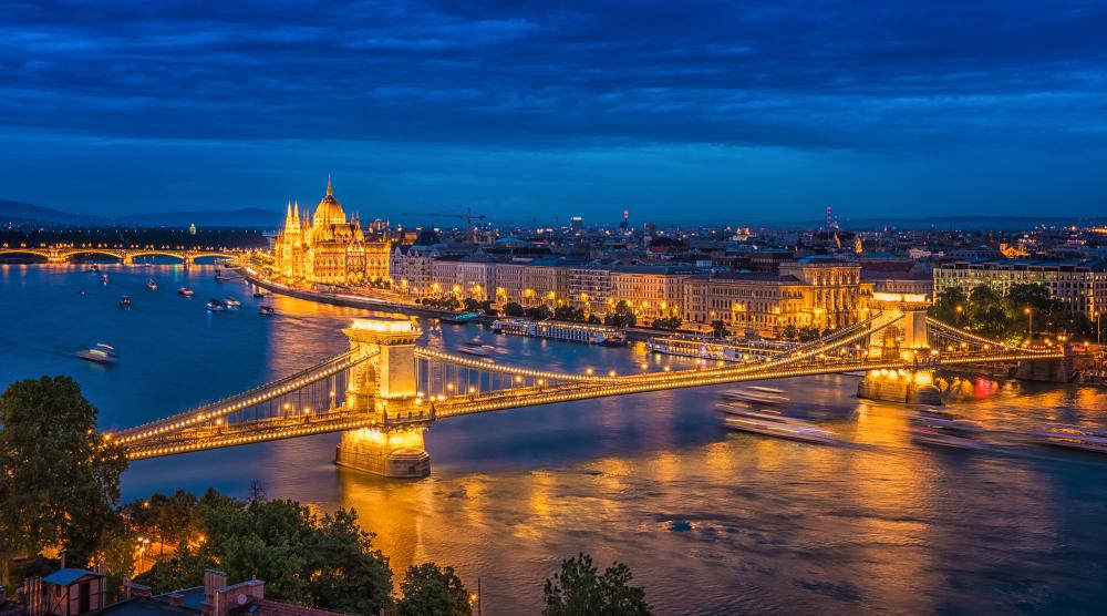 Мосты Будапешта: 10 столпов столицы Венгрии.Вокруг Света. Украина