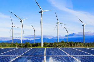 На непригодных сельхозугодьях Фукусимы построят солнечные и ветряные электростанции