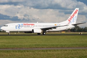 В Амстердаме пилот случайно сообщил об угоне самолета