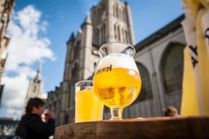 В Брюсселе запретят пить алкоголь в центре города