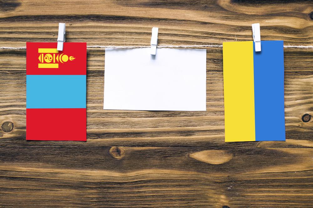 Украина подписала безвиз с Монголией