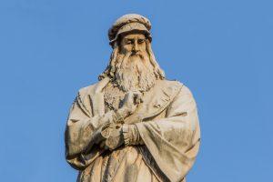 Гениальность великого Леонардо не связана с косоглазием