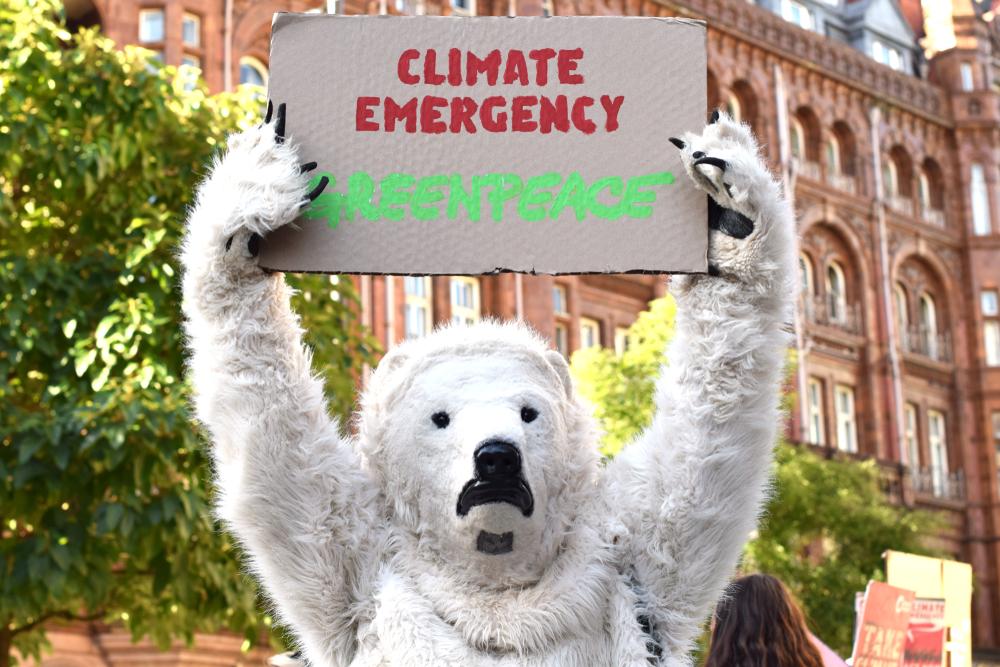 Климатическое ЧП: атмосфера Земли разогрелась до рекордных температур.Вокруг Света. Украина