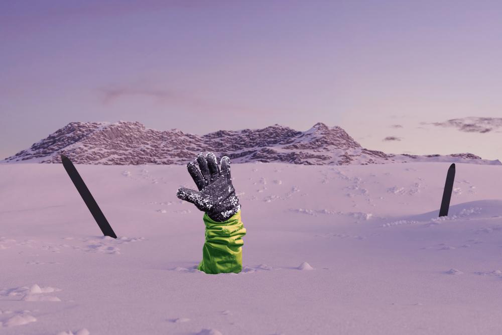 В Альпах впервые в этом сезоне погибли лыжники