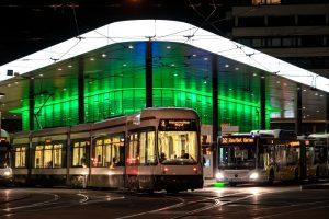Впервые в Германии ввели абонплату за весь общественный транспорт