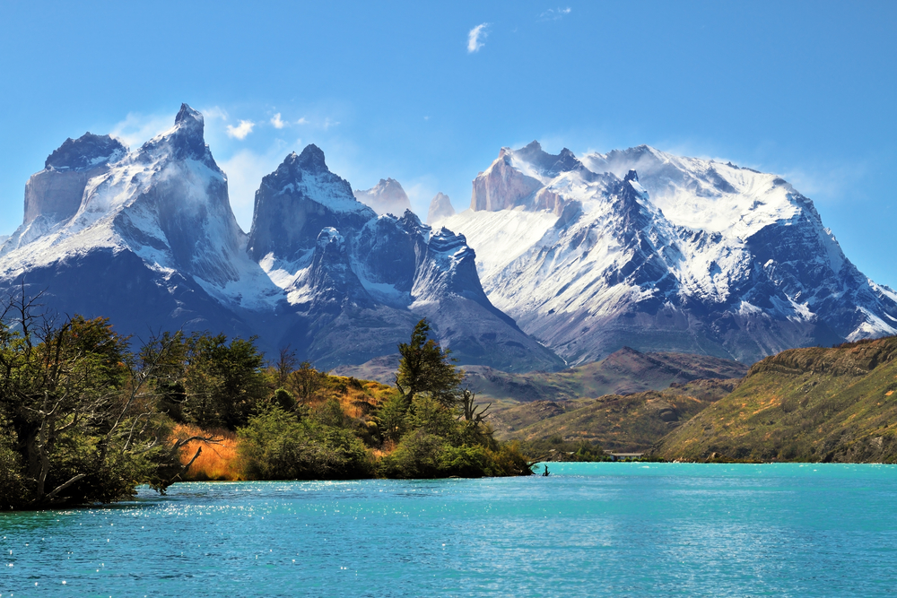 Лесные пожары усиливают таяние ледников в Андах