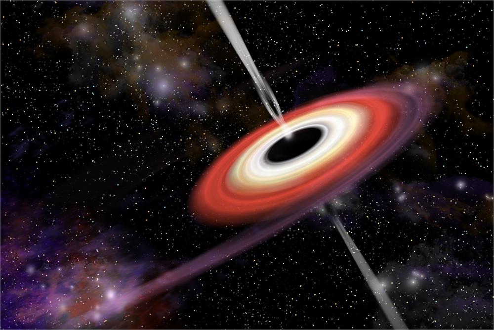 Астрономы нашли самую маленькую черную дыру в истории