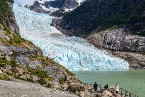 В Чили обнаружили самый быстро тающий ледник на планете
