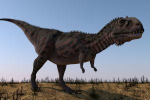 Майюнгазавры меняли зубы каждые два месяца