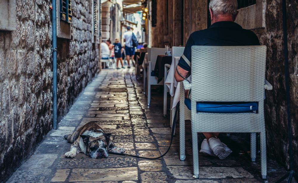 Хорватский порт Дубровник запретит новые рестораны