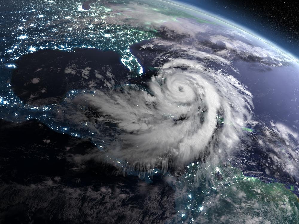 Мощные ураганы ныне случаются в три раза чаще, чем 100 лет назад