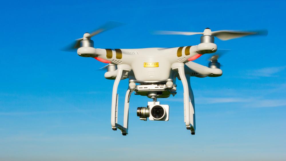В США  туриста оштрафовали на 20 тысяч долларов за дрон