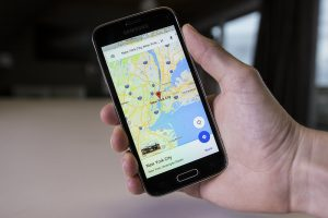 Карты Google помогут выговорить иностранное название