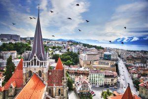 Лозанна возглавила топ-25 маленьких городов мира