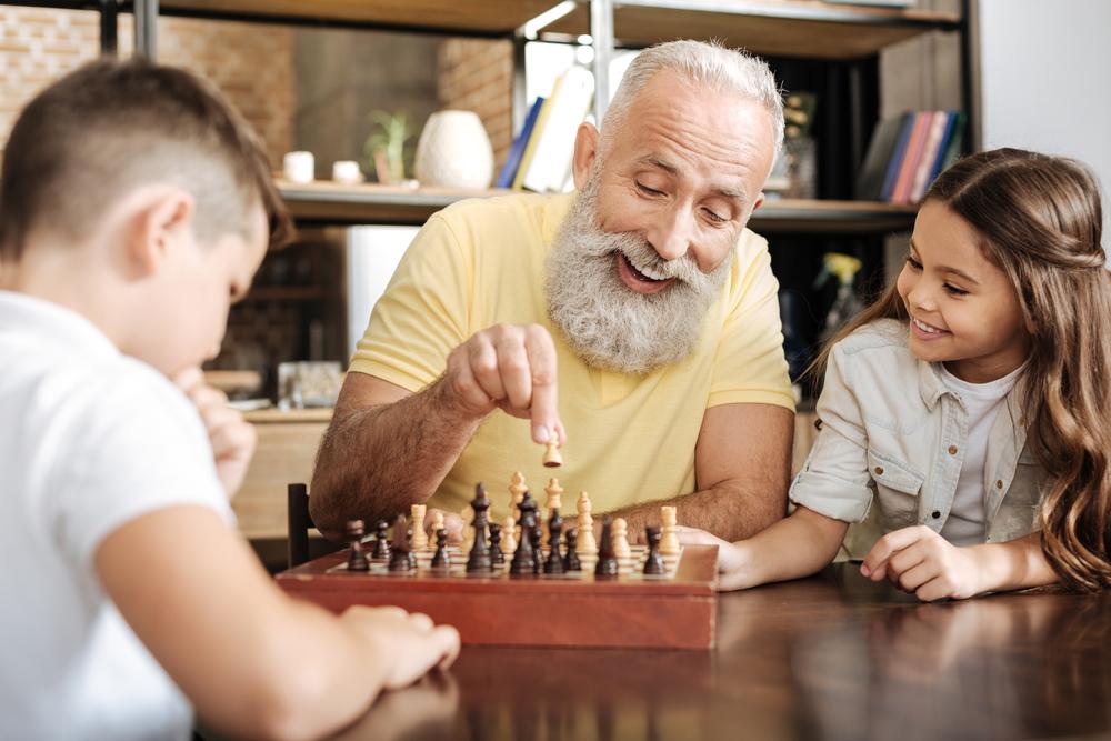 Шахматы и кроссворды сохраняют ясный ум в старости