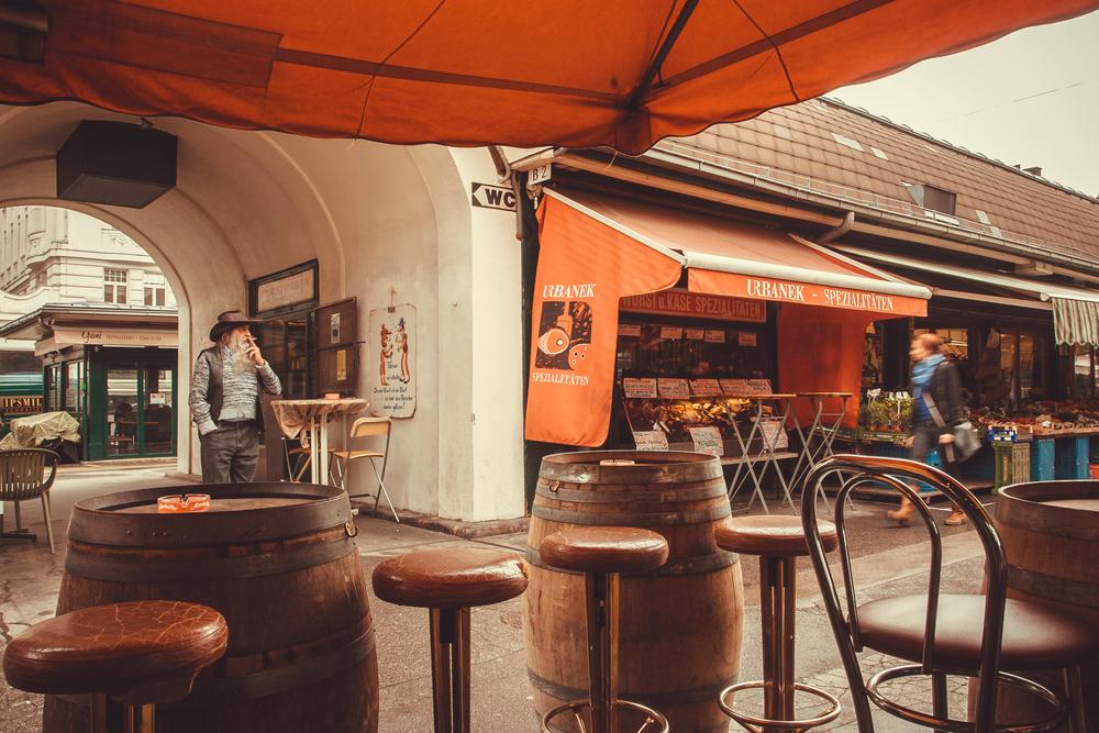 В Австрии штрафуют на 1000 евро за курение в барах