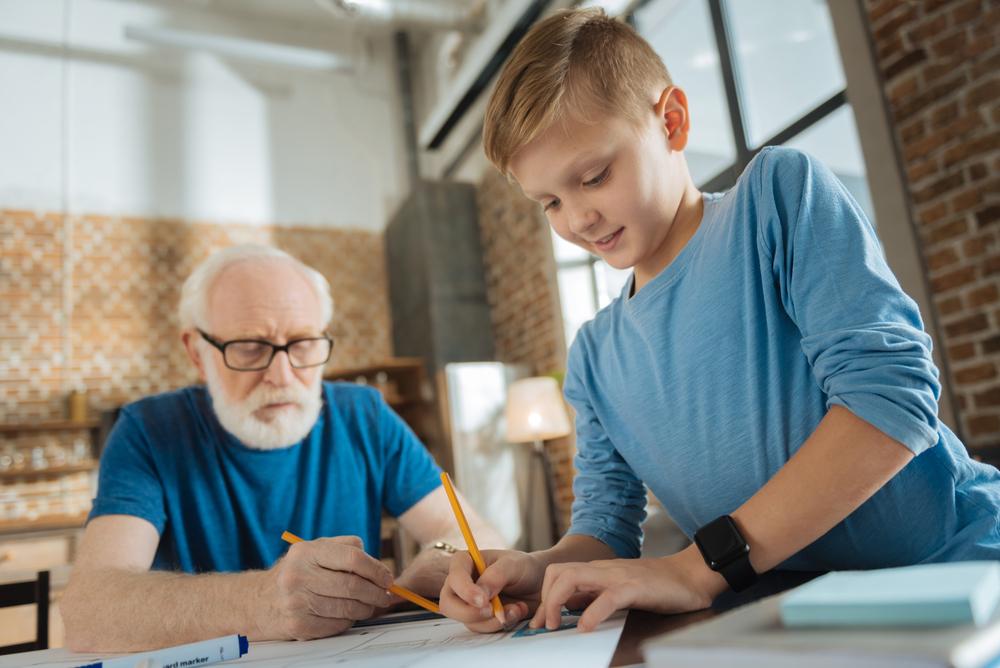 Деменцию можно предсказать в детстве