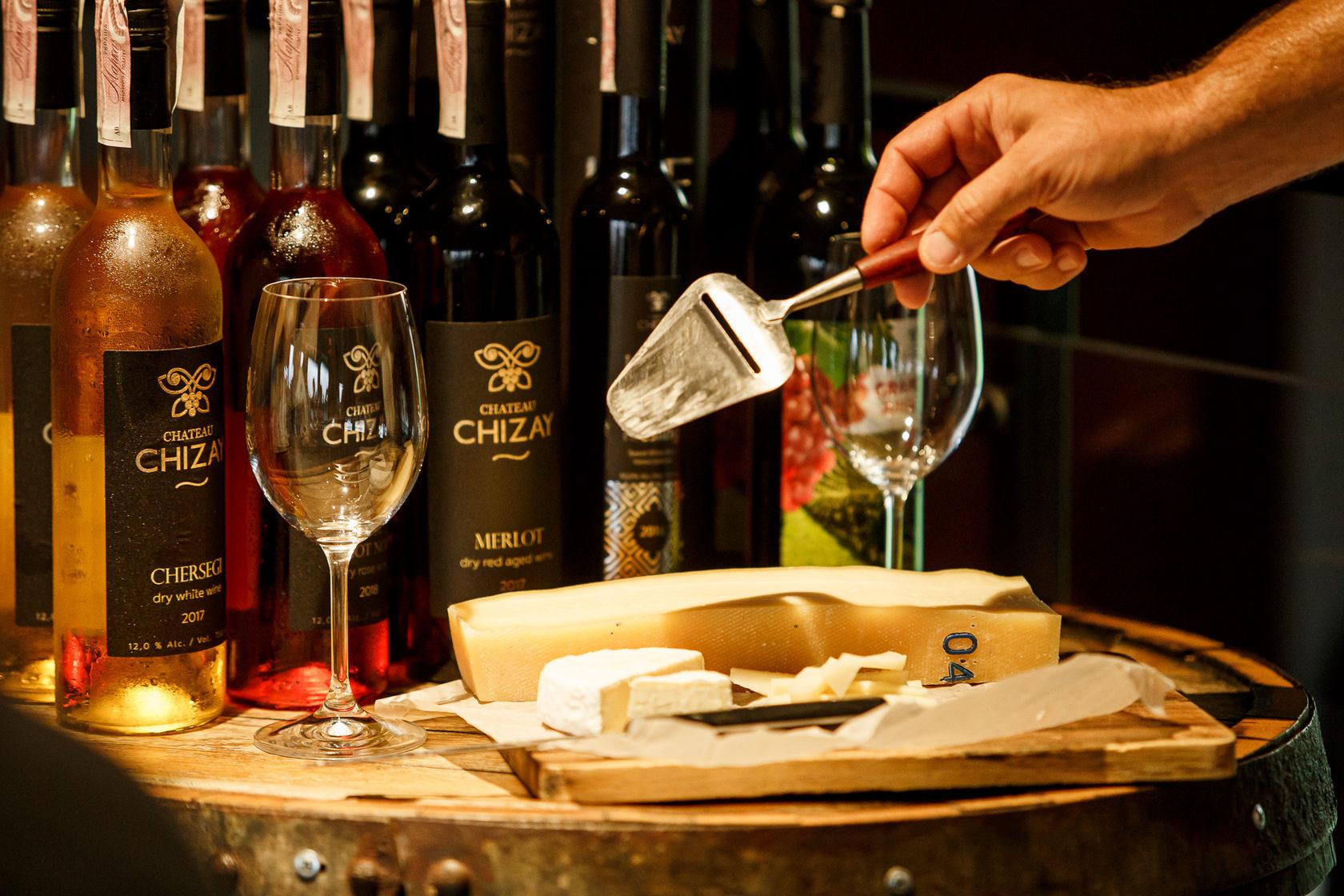 Шато Чизай: 5 причин приехать в гости к виноделам Закарпатья